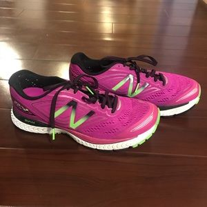 New Balance 880v7 Pink Sneakers Trufuse Size 9.5 D